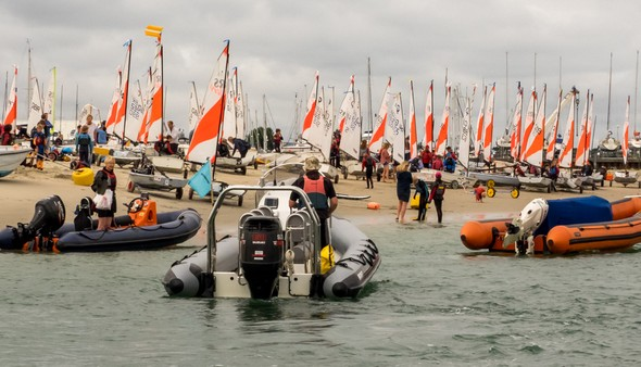Training courses at Hayling Island SC